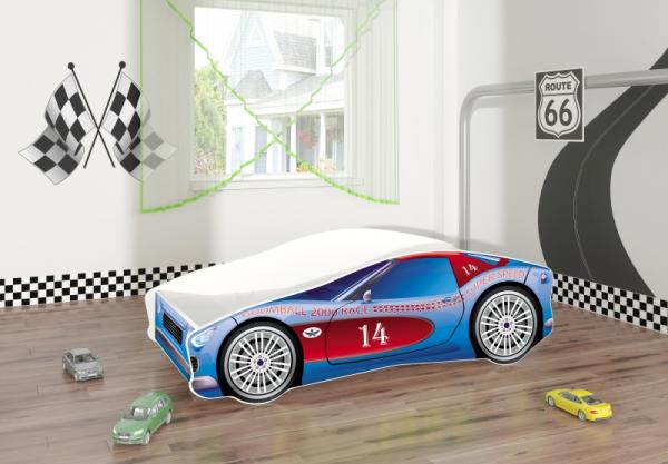 Pat Tineret  Race Car 02 Blue-140x70 0