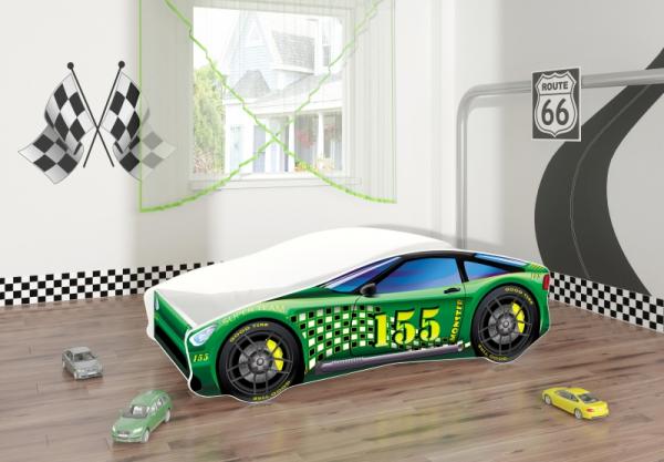 Pat Tineret Race Car 04 Green-140x70 0