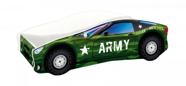 Pat Tineret Race Car 07 Army-140x70 2
