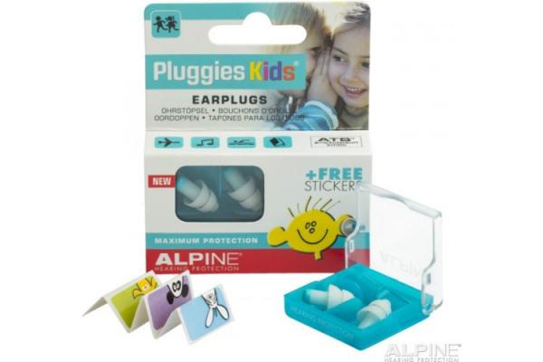 Alpine Pluggies Kids dopuri de urechi pentru copii 0