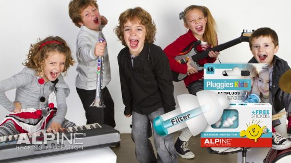 Alpine Pluggies Kids dopuri de urechi pentru copii 2