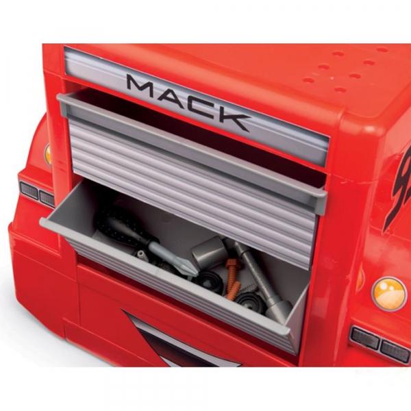 Atelier Smoby Cars XRS Mack cu accesorii 2