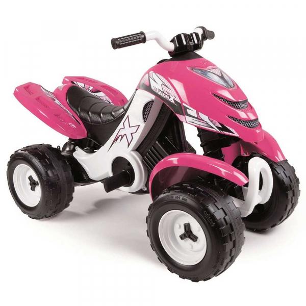 ATV electric Smoby X Power roz [0]