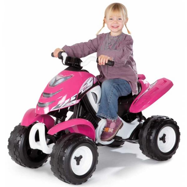 ATV electric Smoby X Power roz [1]