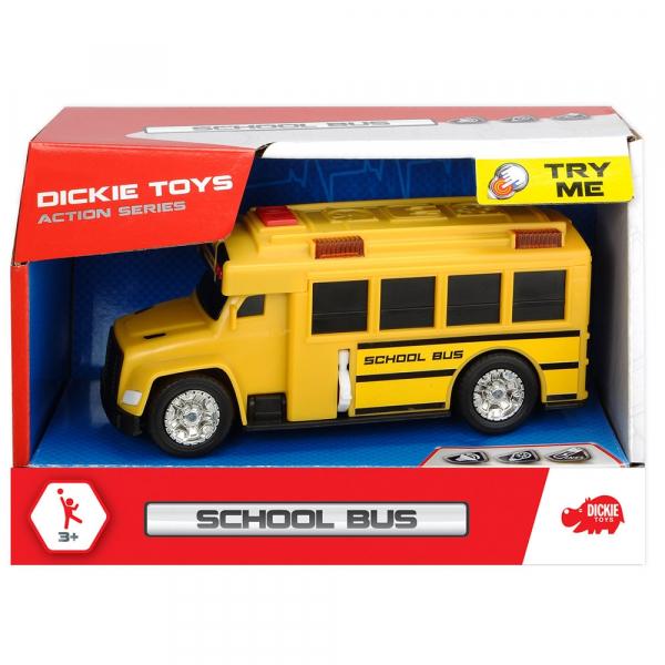 Autobuz de scoala Dickie Toys School Bus FO [4]