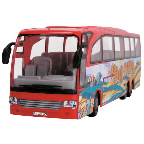 Autobuz Dickie Toys Touring Bus rosu 0