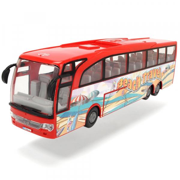Autobuz Dickie Toys Touring Bus rosu 1