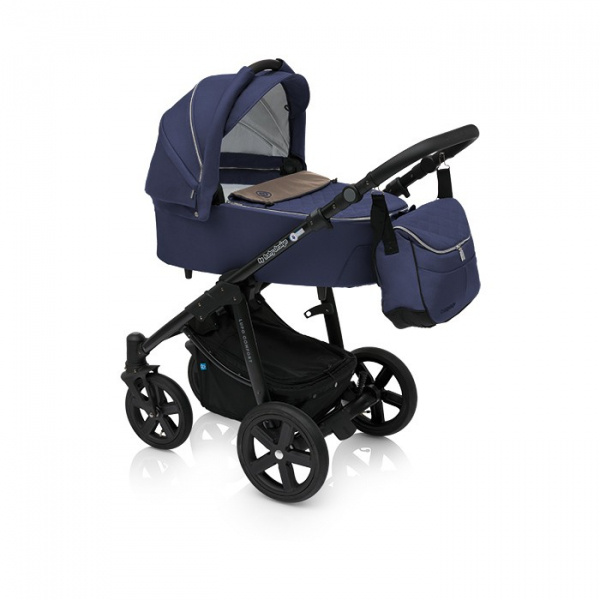 Baby Design Lupo Comfort 03 Navy 2018 - Carucior Multifunctional 3 in 1 1