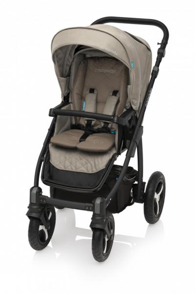 Baby Design Lupo Comfort 09 Beige 2017 - Carucior Multifunctional 3 in 1 2