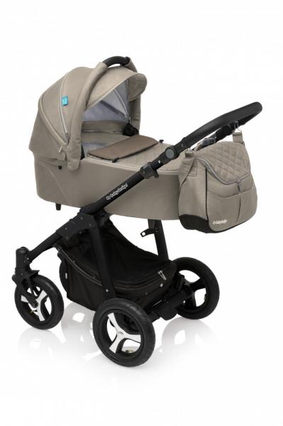 Baby Design Lupo Comfort 09 Beige 2017 - Carucior Multifunctional 3 in 1 1