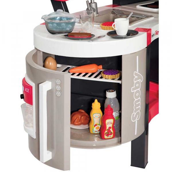 Bucatarie Smoby Tefal Super Chef Deluxe cu grill si aparat de cafea 3