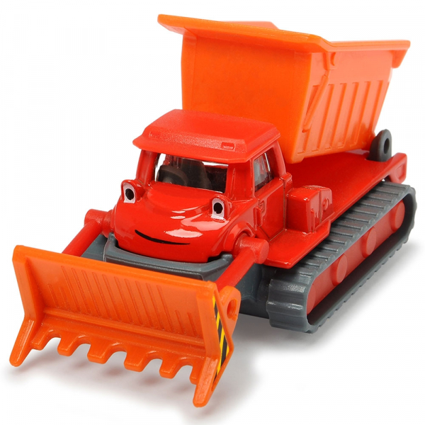 Buldozer Dickie Toys Bob Constructorul Action Team Muck 0