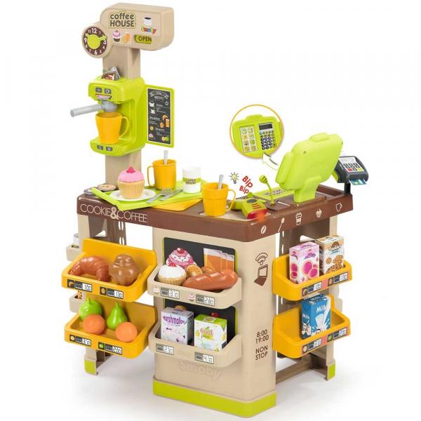 Cafenea pentru copii Smoby cu accesorii 0