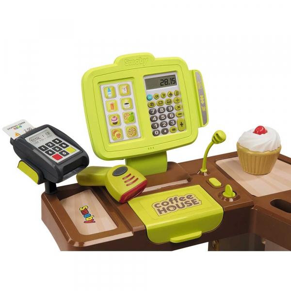 Cafenea pentru copii Smoby cu accesorii 3