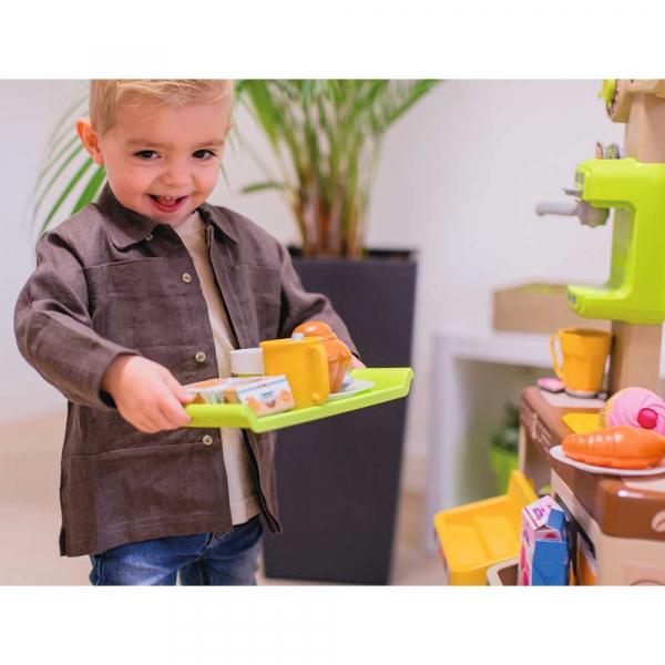Cafenea pentru copii Smoby cu accesorii 12