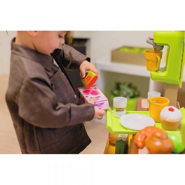Cafenea pentru copii Smoby cu accesorii 10
