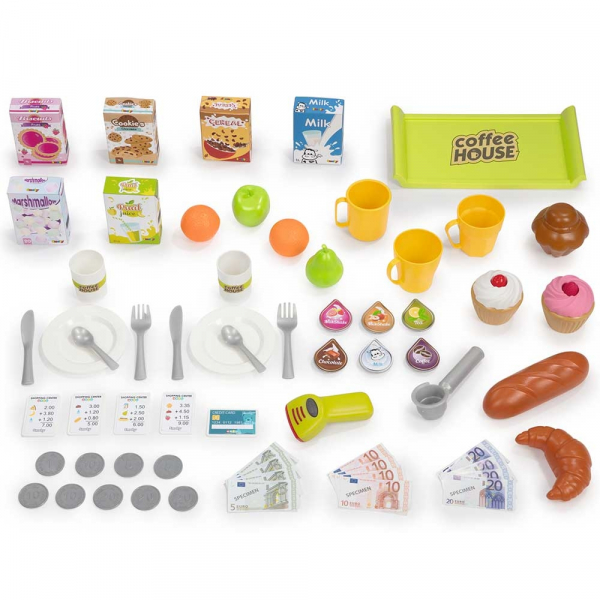 Cafenea pentru copii Smoby cu accesorii 1