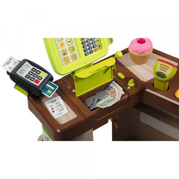 Cafenea pentru copii Smoby cu accesorii 4