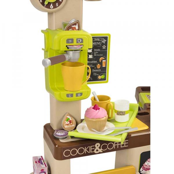 Cafenea pentru copii Smoby cu accesorii 2