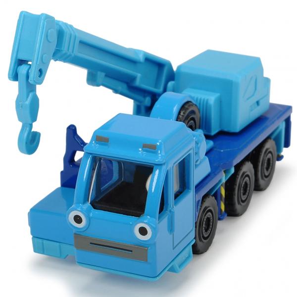 Camion Dickie Toys Bob Constructorul Action Team Lofty [0]