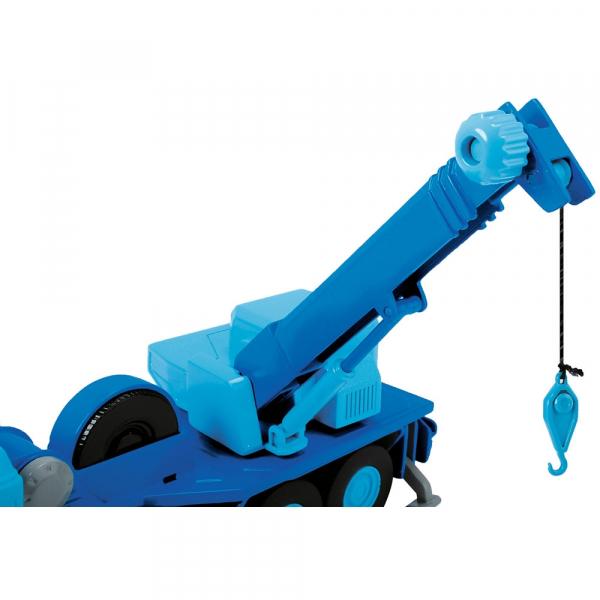 Camion Dickie Toys Bob Constructorul Action Team Lofty cu 1 figurina Wendy [4]