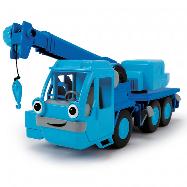 Camion Dickie Toys Bob Constructorul Action Team Lofty cu 1 figurina Wendy [2]