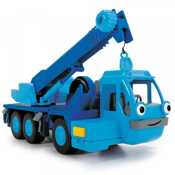 Camion Dickie Toys Bob Constructorul Action Team Lofty cu 1 figurina Wendy [1]
