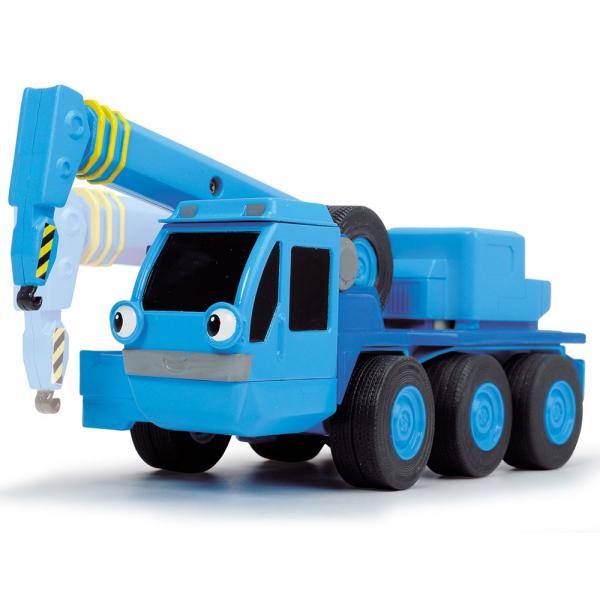 Camion Dickie Toys Bob Constructorul Lofty cu telecomanda 2