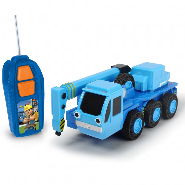 Camion Dickie Toys Bob Constructorul Lofty cu telecomanda 0