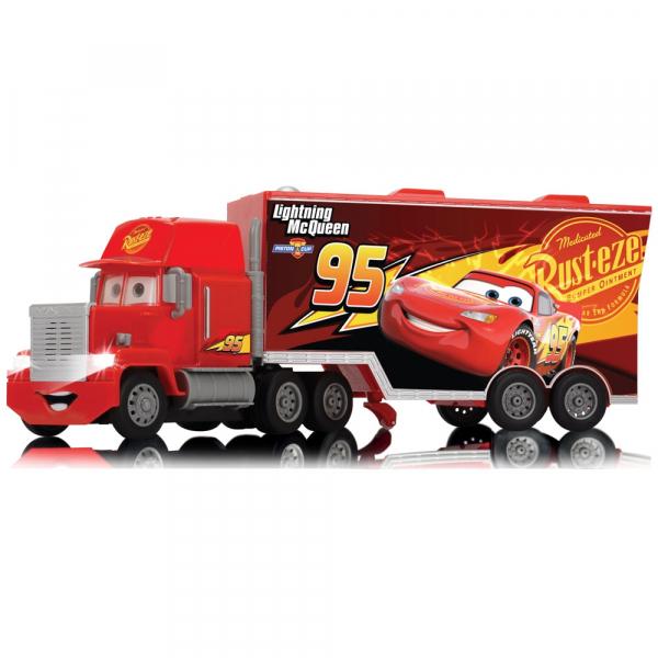 Camion Dickie Toys Cars 3 Turbo Truck Mack cu telecomanda [2]