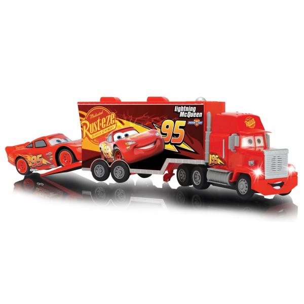 Camion Dickie Toys Cars 3 Turbo Truck Mack cu telecomanda [1]