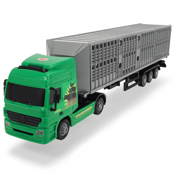 Camion Dickie Toys Road Truck Farm [0]