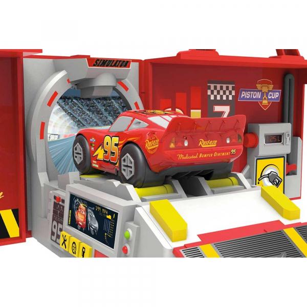 Camion pliabil Smoby Cars Mack 1