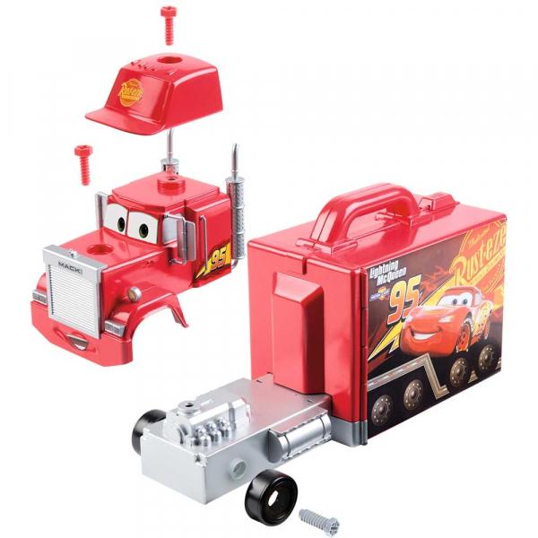 Camion pliabil Smoby Cars Mack 6