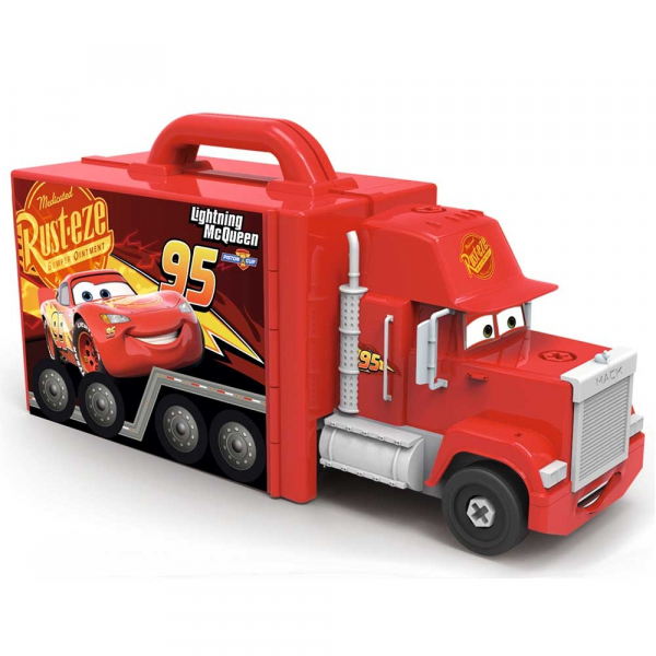 Camion pliabil Smoby Cars Mack 2