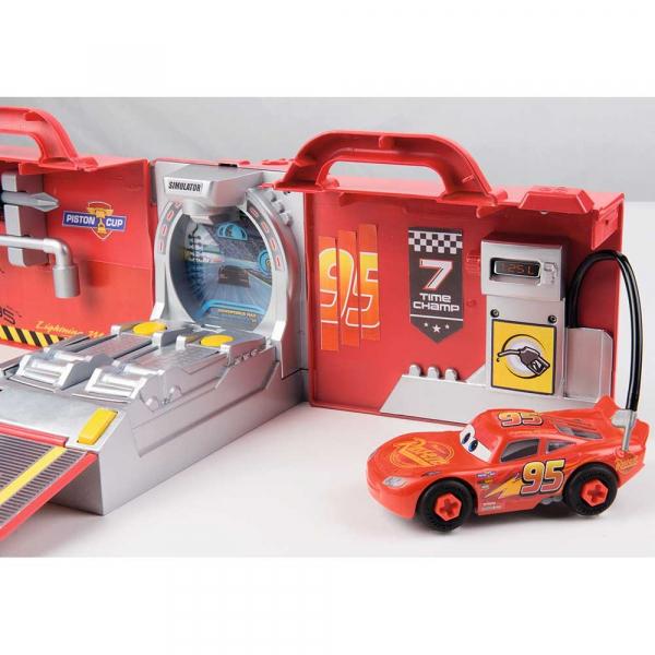 Camion pliabil Smoby Cars Mack 8