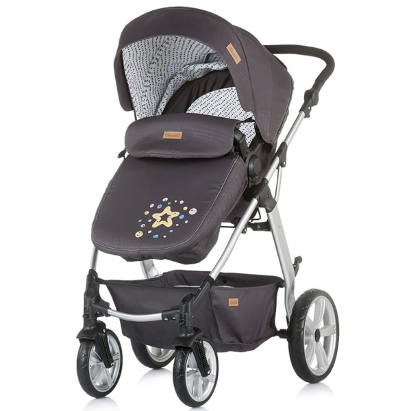 Carucior Chipolino Fama 2 in 1 granite grey 7