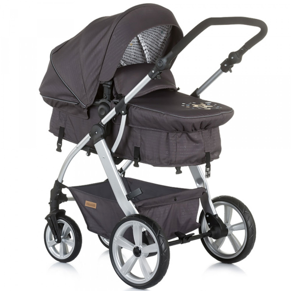 Carucior Chipolino Fama 2 in 1 granite grey 1