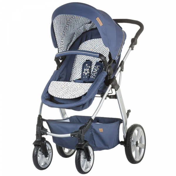 Carucior Chipolino Fama 2 in 1 marine blue 0