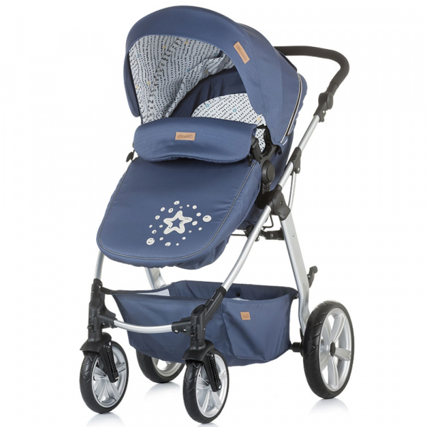 Carucior Chipolino Fama 2 in 1 marine blue 7