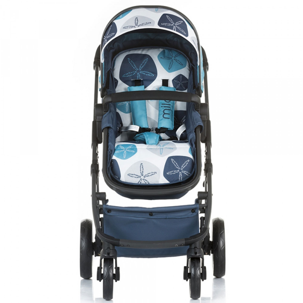 Carucior Chipolino Milo 2 in 1 marine blue 9