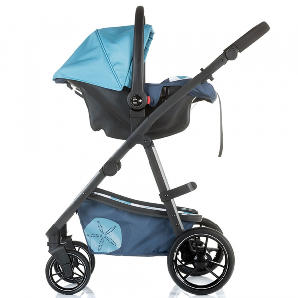 Carucior Chipolino Milo 2 in 1 marine blue 8