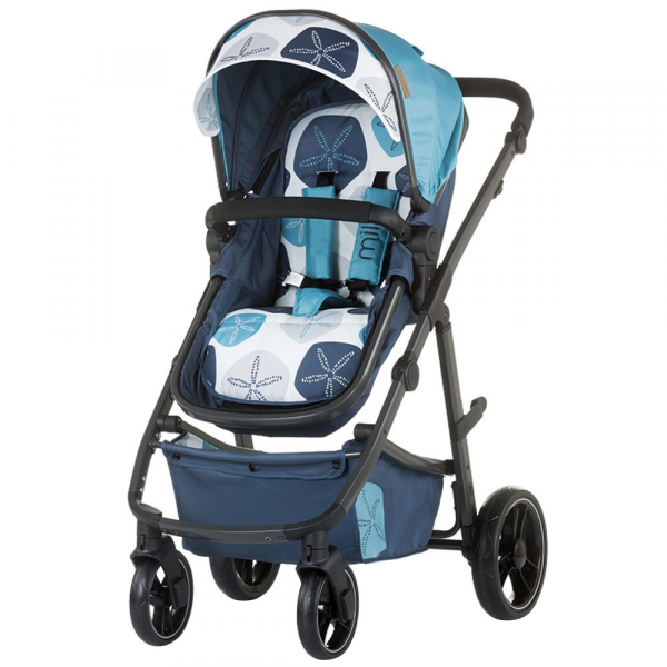 Carucior Chipolino Milo 2 in 1 marine blue 0