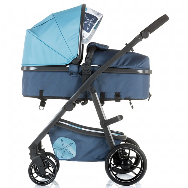Carucior Chipolino Milo 2 in 1 marine blue 7
