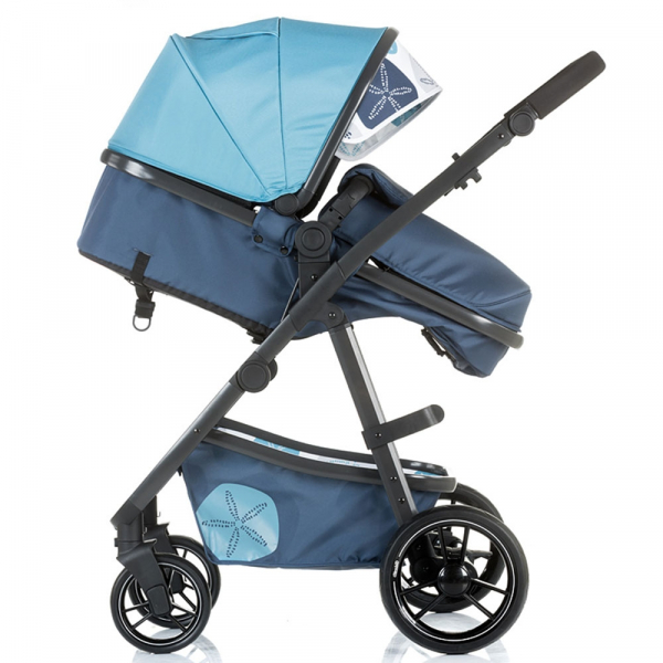 Carucior Chipolino Milo 2 in 1 marine blue 4
