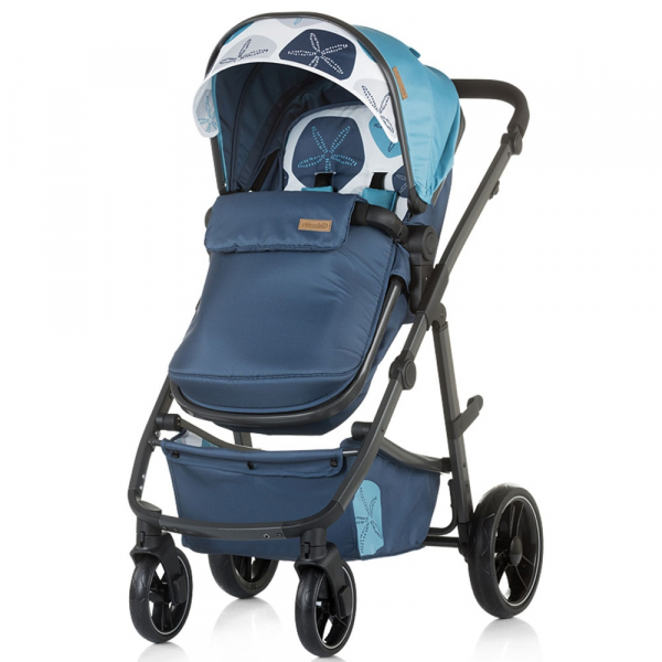 Carucior Chipolino Milo 2 in 1 marine blue 6
