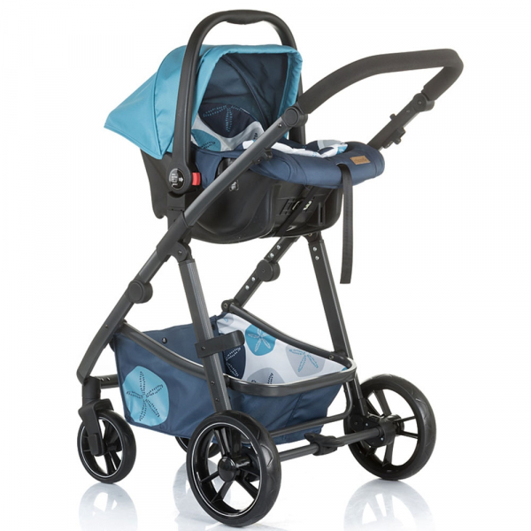 Carucior Chipolino Milo 2 in 1 marine blue 2