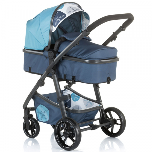 Carucior Chipolino Milo 2 in 1 marine blue 1