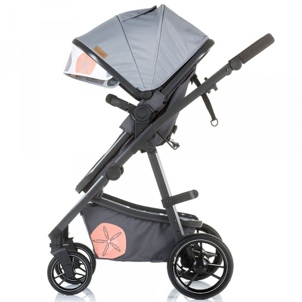 Carucior Chipolino Milo 3 in 1 ash 4