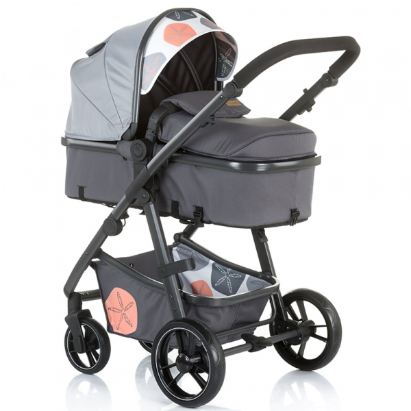 Carucior Chipolino Milo 3 in 1 ash 2